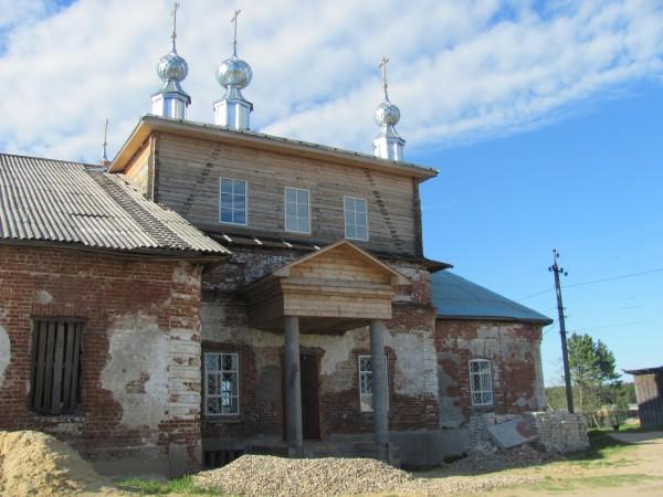Георгиевское костромская область фото защелка виде